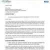 Central Arkansas Water letter to PHMSA