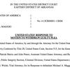 U.S. response to Maggio request
