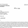 Pipeline and Hazardous Materials Safety Administration decision