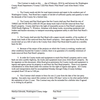 Washington County red dirt contract