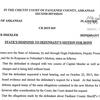 State's response to Hunter Drexler's request for bond
