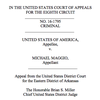 U.S. attorney brief in Maggio case