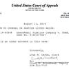 Court denies Exxon's request in Mayflower case