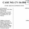 Motion to dismiss Justice Rhonda Wood