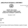 Arkansas Health Insurance Marketplace Dec. 11 letter