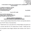Morton's response to plaintiffs' motion to take judicial notice