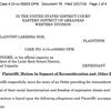 Plaintiffs' motion in LRSD desegregation case