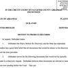 Motion to produce records in Hunter Drexler case
