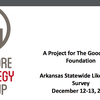 Results of statewide survey for Good Roads Foundation