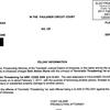Seth Stone affidavit