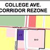 College Avenue Corridor Rezone