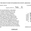 Terrance Rock v. the City of Centerton