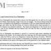 City of Springdale's response to Duggar lawsuit