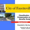 Fayetteville CCB study