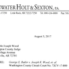 George Butler v. Joseph Wood