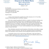 Letter from U.S. Rep. French Hill to U.S. Postal Service