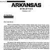 Chad Morris offer letter