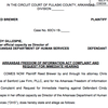 Brewer's suit against DHS for AG records