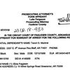 Mackrel and Smith affidavits