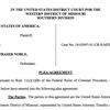 Keith Noble plea agreement