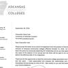 Bill Stovall resignation letter