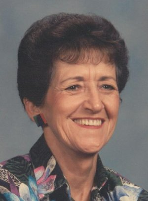 Photo of Mary Lou Oliver