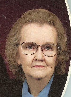 Photo of Anna R. McGuire Fields