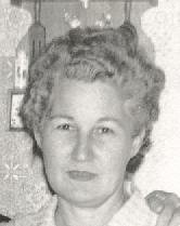 Photo of Grace Pearl McConnell