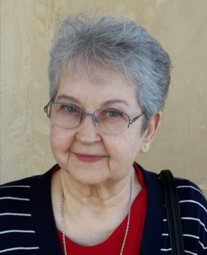 Photo of Judy Ellen Yates