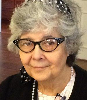 Photo of Olga V. Scott