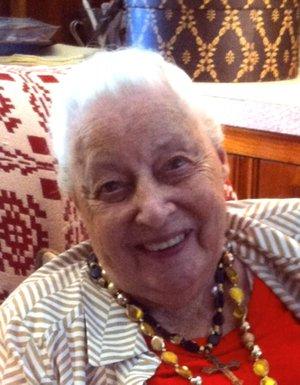 Photo of Margaret B. Batie