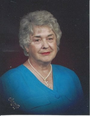 Photo of Velda Jane Mahan