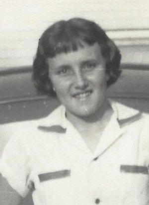 Photo of Mary Ruth Ward