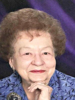 Photo of Joyce Rachel Dorman Cunningham
