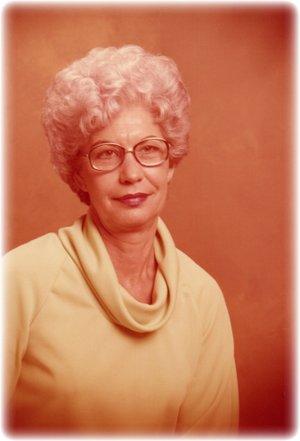 Photo of Mary  Rue  Allbritton
