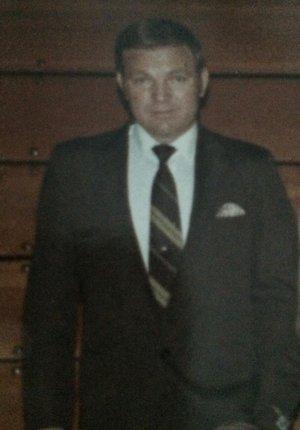 Photo of Eugene Oswald Strassle