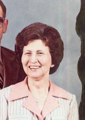 Photo of O'Wanda Ruth Adams