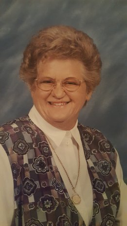 Photo of Shirley Maxine Curtright