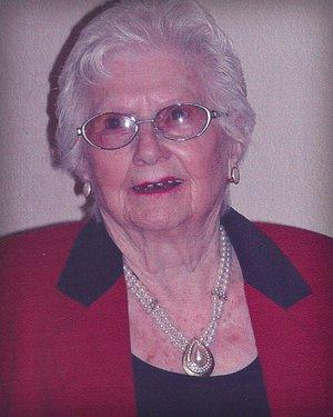 Photo of Marjorie Ann Sanders
