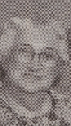 Photo of Nina Joyce Burns