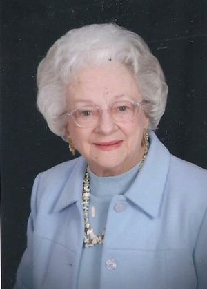 Photo of Martha Fances Allen Engstrom