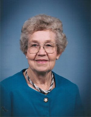 Photo of June K. Hollingsworth