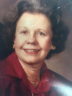 Photo of Mary Idalou Hull Boyd
