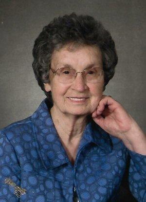 Photo of Mary A. Fallis