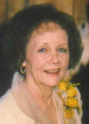 Photo of Evelyn Williams Trafford