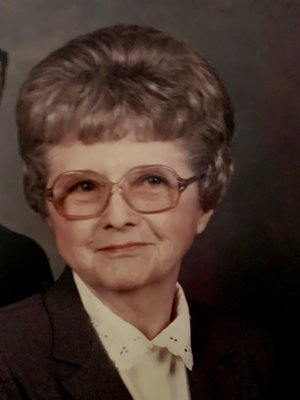 Photo of Dorothy Denton