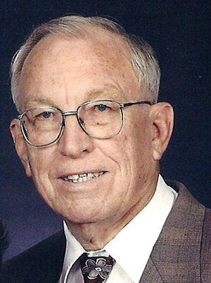 Photo of Hubert Cyral Scott