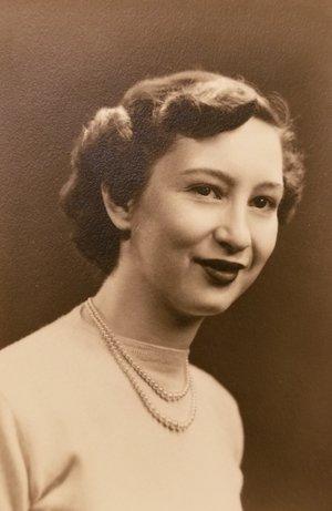 Photo of Mary Ruth Harris