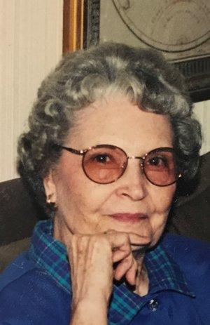 Obituary for Mary Ellen Sparrow, of Jacksonville, AR