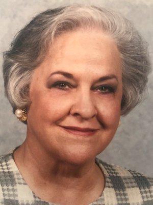 Photo of Betty Sue Atkinson Brown